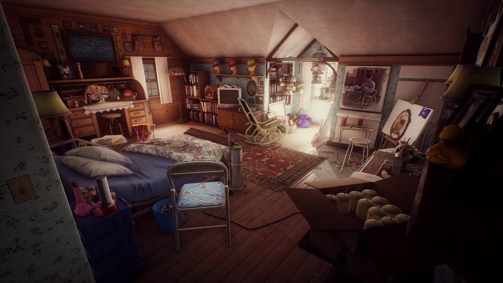 edie's room